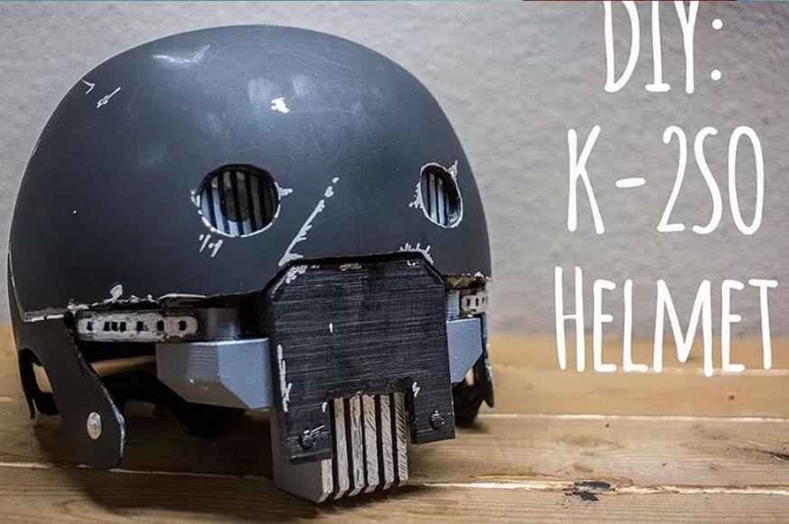 K-2SO caschetto bici