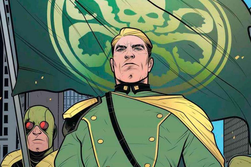 Secret Empire Steve Rogers