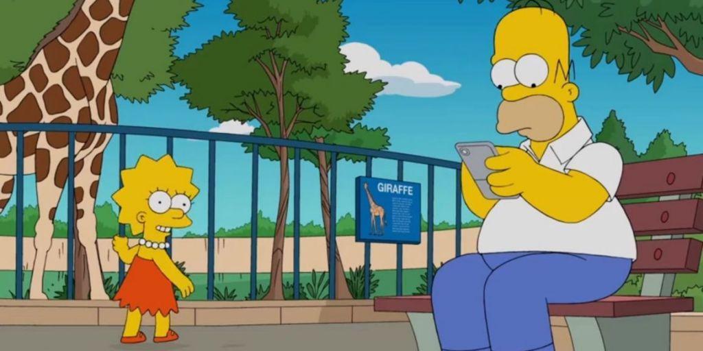 I Simpsons con Pokémon GO