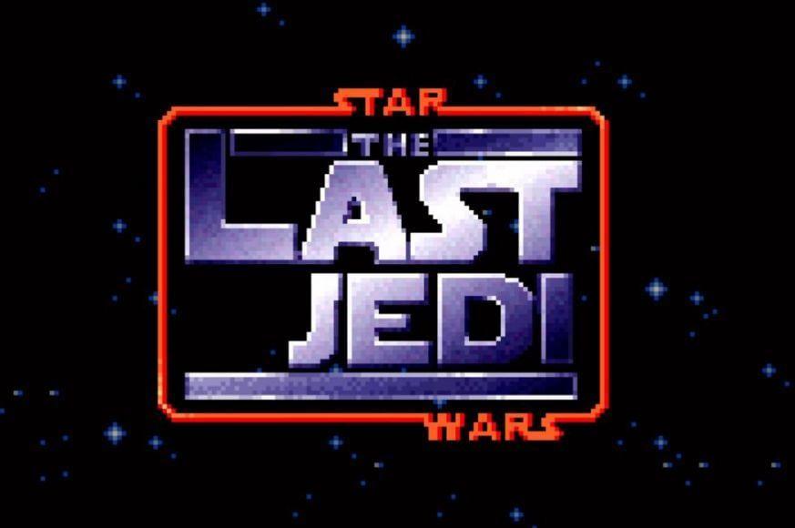 Star Wars: Gli Ultimi Jedi 8 bit