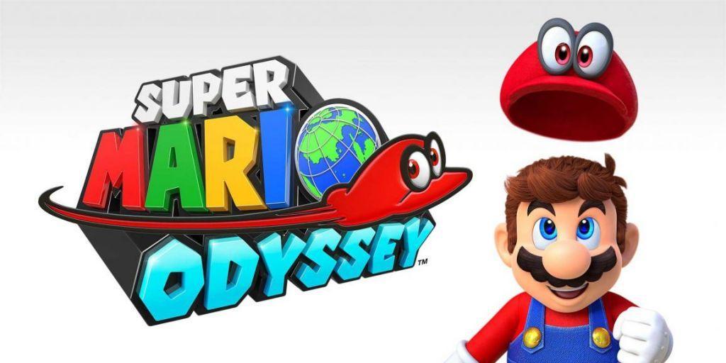 Super Mario Odyssey E3