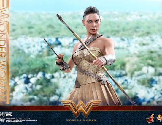Action Figure di Wonder Woman