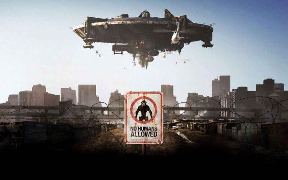 District 9 Neil Blomkamp