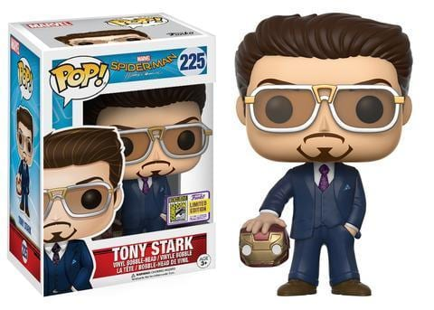 Funko Pop Tony Stark, Pop Marvel