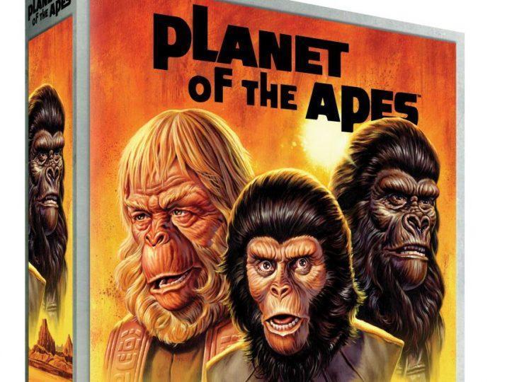gioco da tavolo de Il Pianeta delle Scimmie