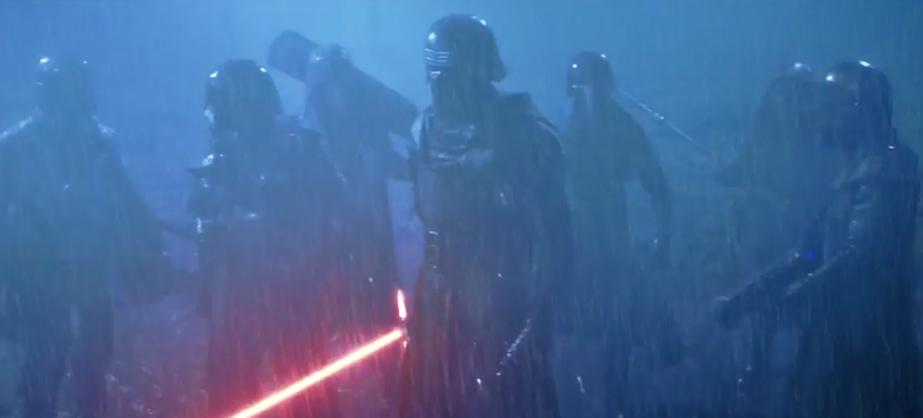 Kylo-Ren-cavalieri star wars