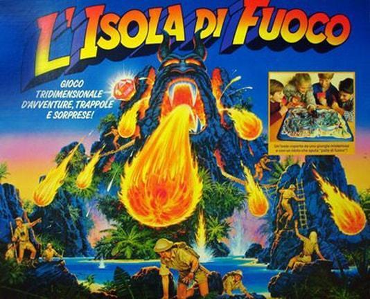 L'isola di Fuoco