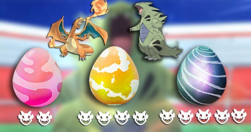 Pokémon Go Uova Raid Boss