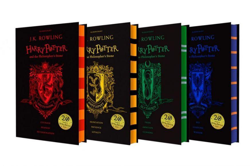 Harry Potter e la pietra filosofale nuova edizione