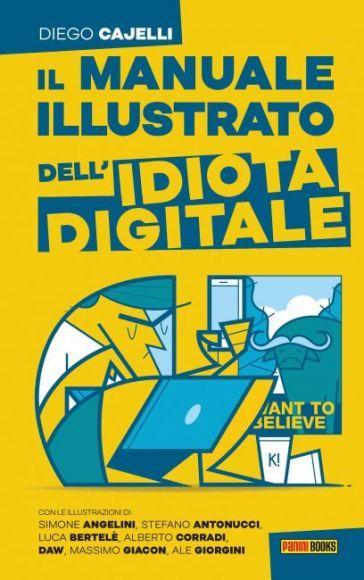 manuale illustrato idiota digitale copertina