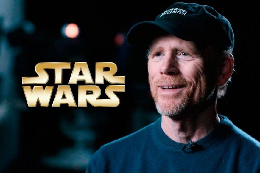 ron Howard regista Han Solo