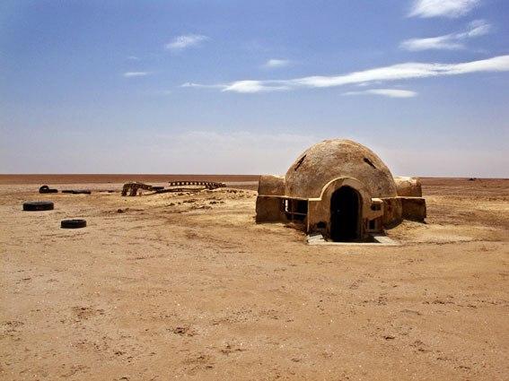 vacanza nerd tunisia tatooine star wars