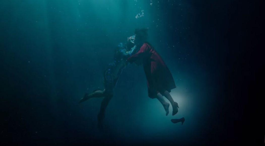 The Shape of Water La Forma Dell'acqua