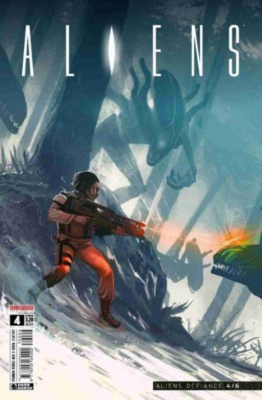 aliens defiance 4 copertina