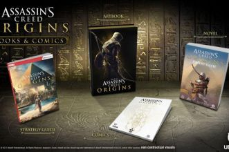 Assassin's Creed Origins romanzo
