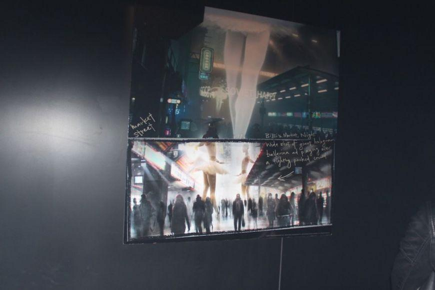 blade runner 2049 experiecne sdcc2017