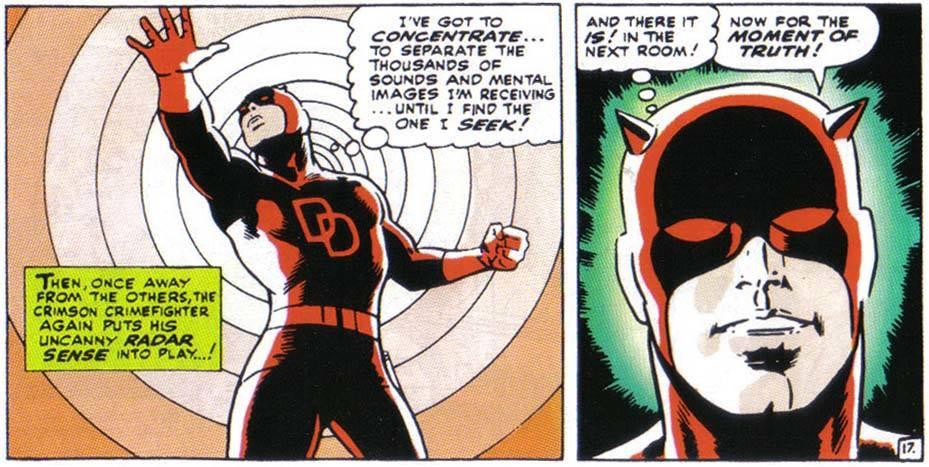 daredevil wally wood