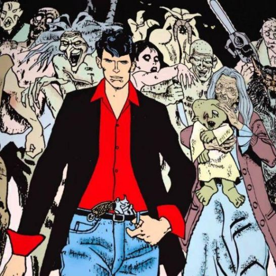 dylan dog cover