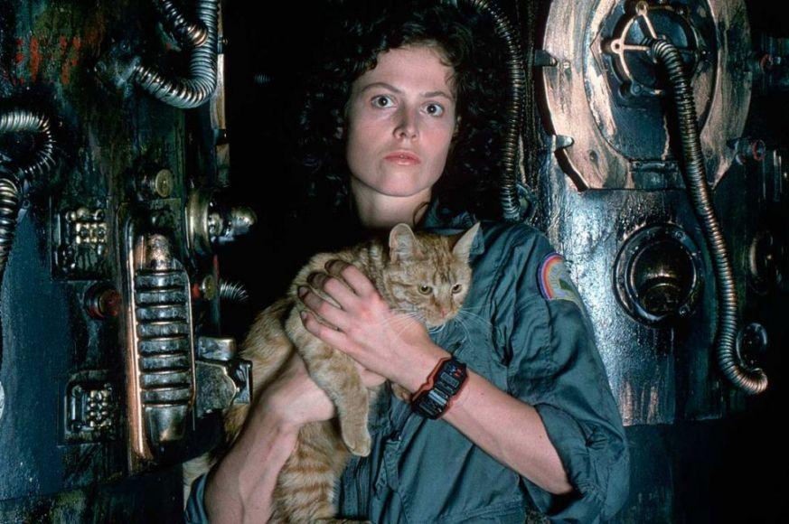 alien ellen Ripley Sigourney Weaver