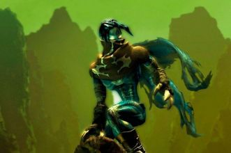 Legacy of kain soul reaver Crystal Dynamics
