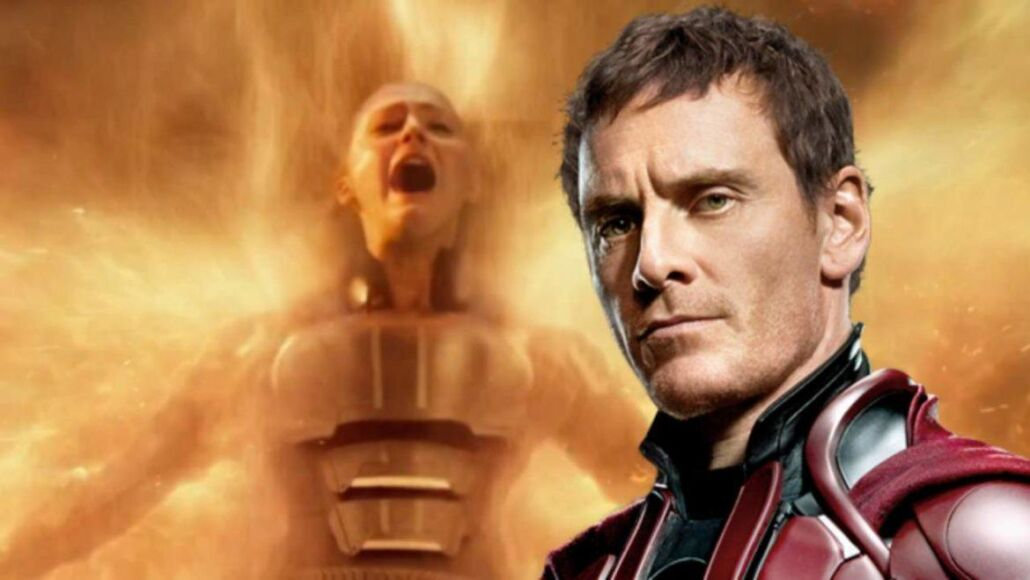 x-men dark phoenix magneto
