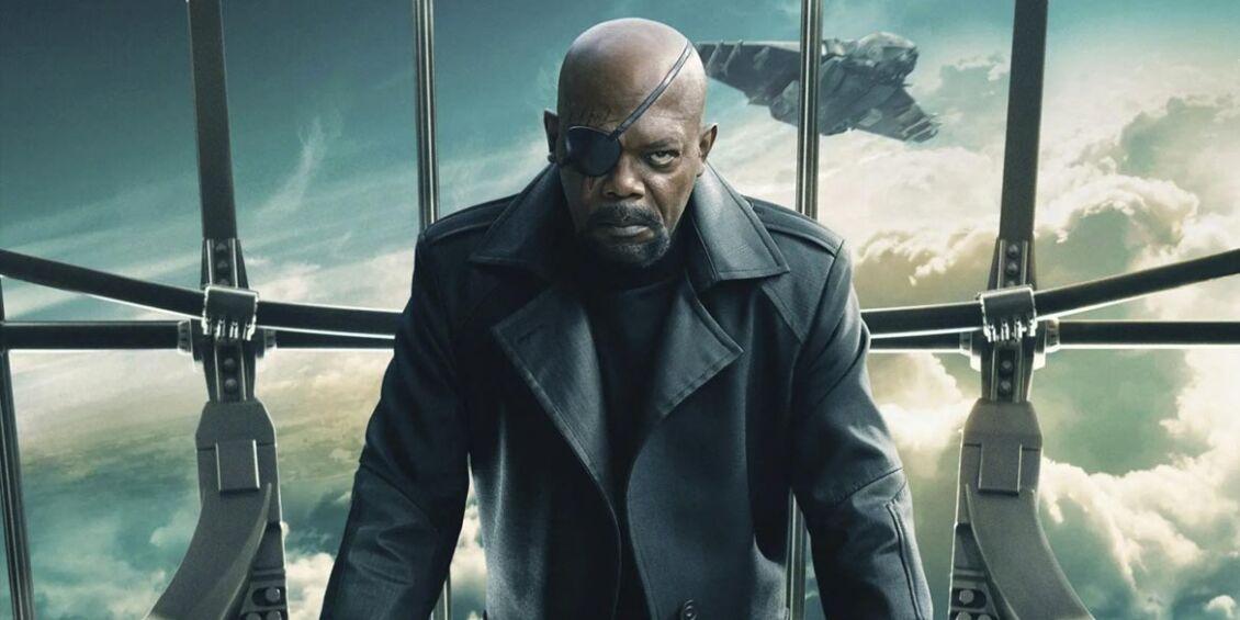 Nick Fury Samuel L Jackson
