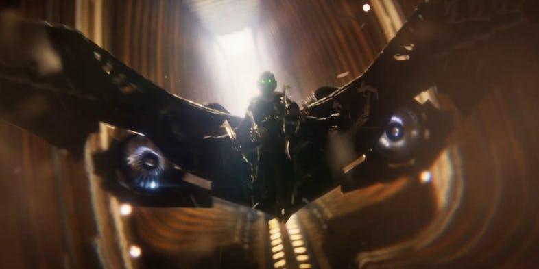 spider-man: Homecoming avvoltoio trailer