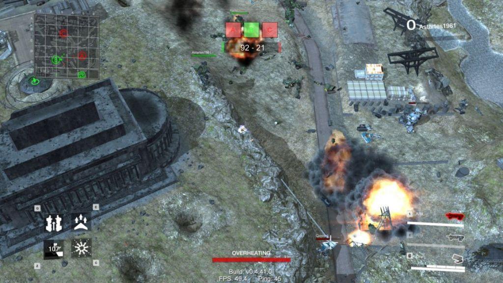 techwars online 2 gameplay 2