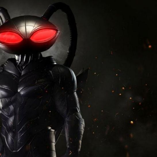 Black Manta Injustice 2