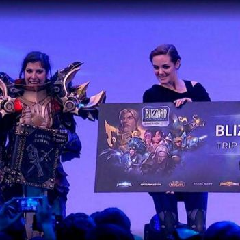 Blizzard Cosplay Contest