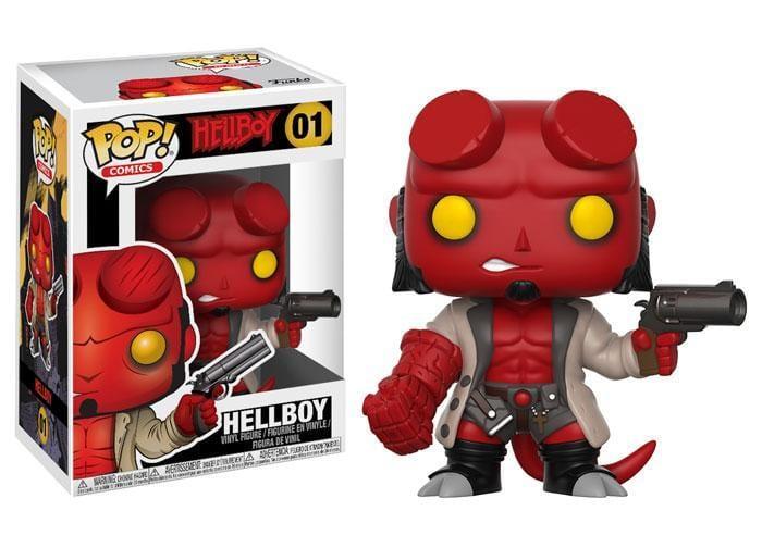Funko Pop di Hellboy