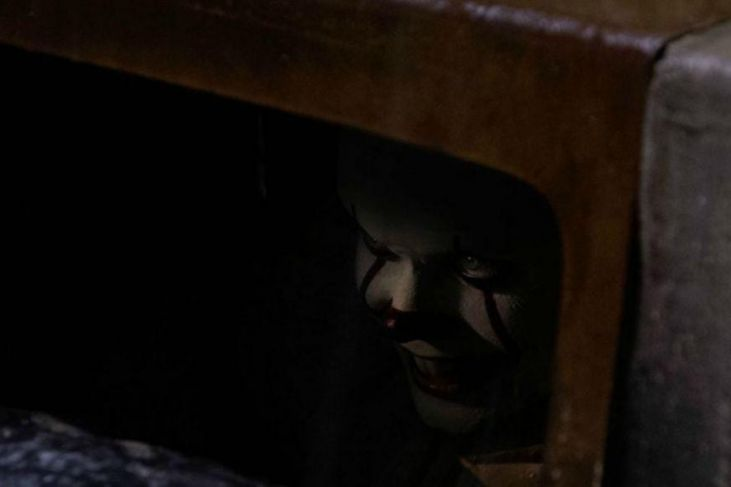 IT Georgie Pennywise
