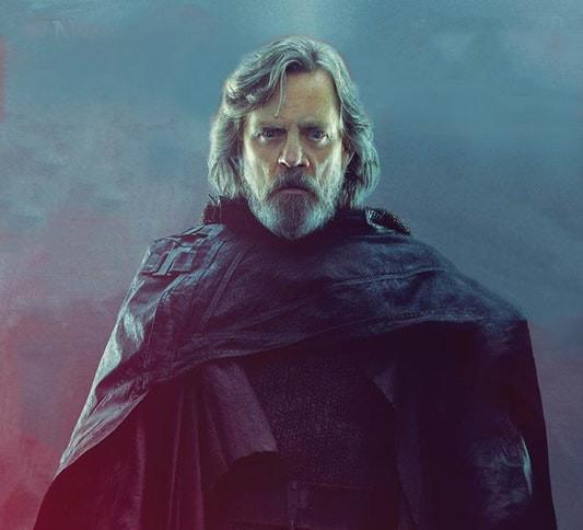 Star Wars: Gli Ultimi Jedi Luke Skywalker
