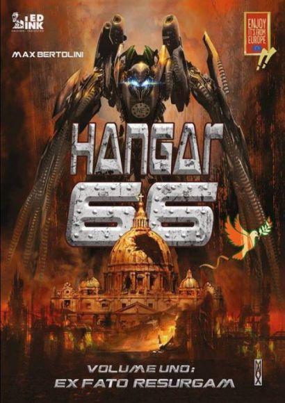 hangar 66 copertina