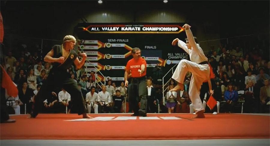 Karate Kid Cobra Kai
