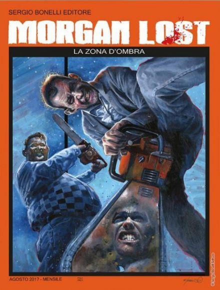 morgan lost 23 copertina