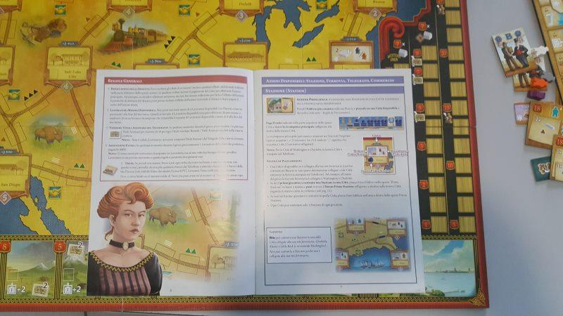 railroad revolution manuale