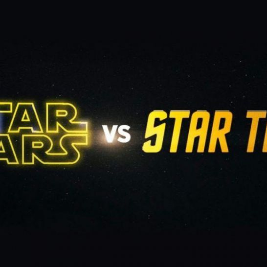 Star Trek e Star Wars