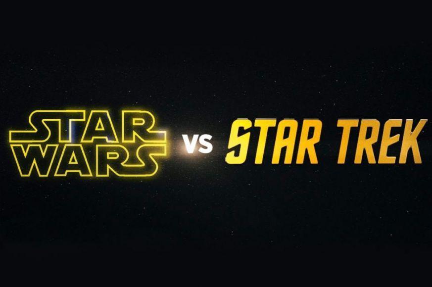 Star Trek e Star Wars