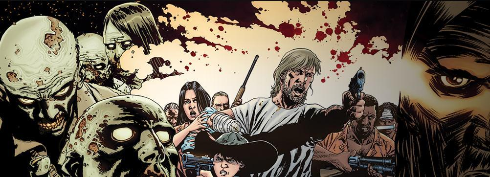 fumetti di The Walking Dead