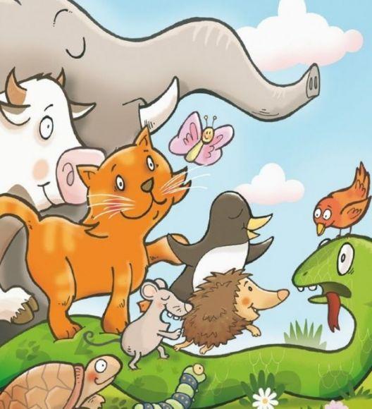 Animali in marcia