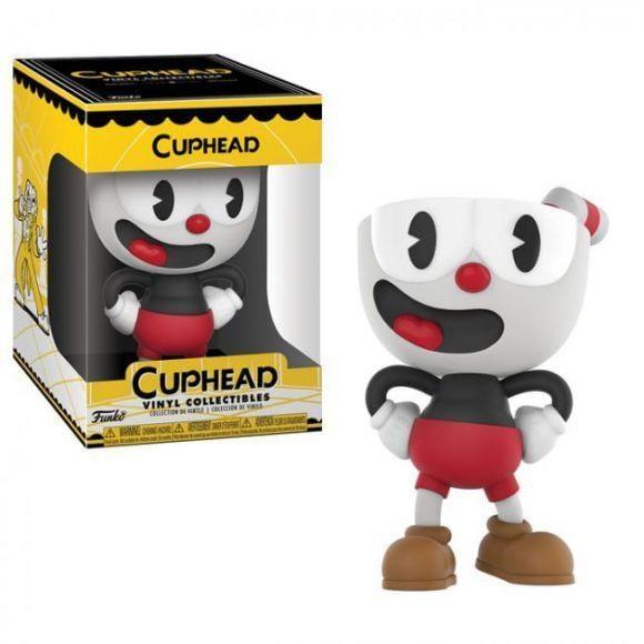 Funko Pop di Cuphead
