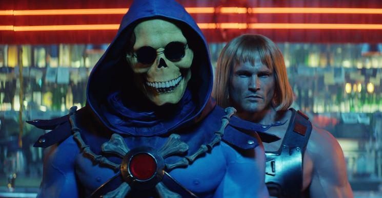 He-Man e Skeletor
