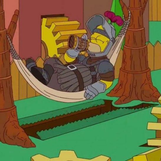 I Simpson Game of Thrones