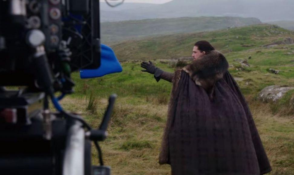 Jon Snow Drogon Game of Thrones