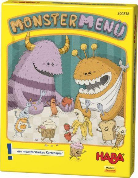 Il menù dei mostri