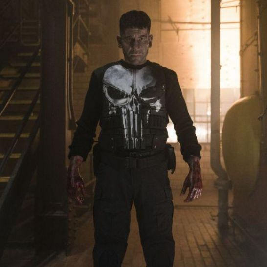 The Punisher serie più interessanti del 2017