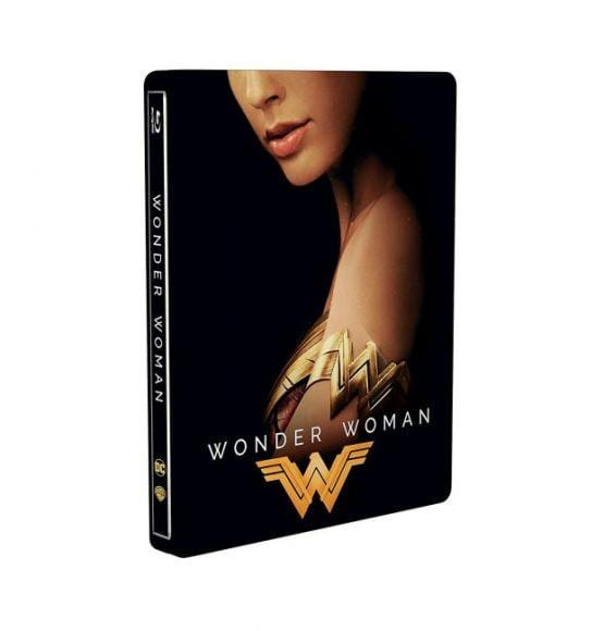 Wonder Woman Steelbook