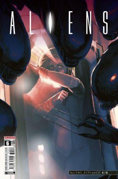alien 6 copertina