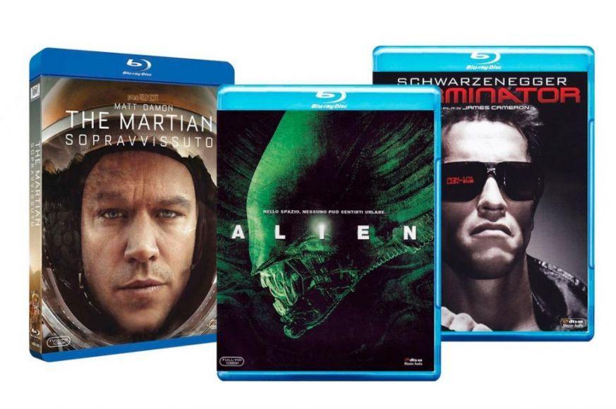 DVD e Blu-ray Fox Amazon offerta